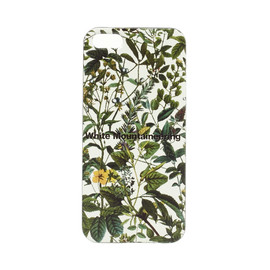 White Mountaineering - BOTANICAL PRINT i-Phone CASE
