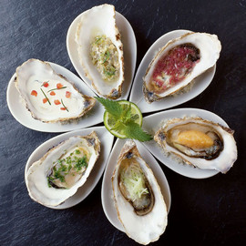 Oyster - Oyster of various taste