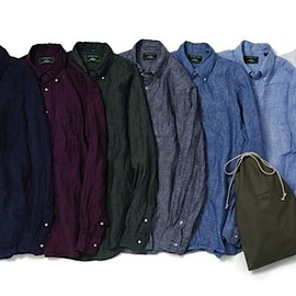 Gitman Bros., JOURNAL STANDARD - Gitman Bros. x Journal Standard Chambray Shirts