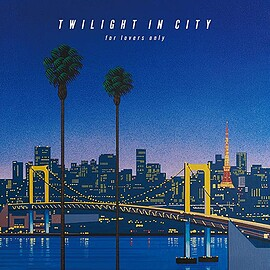 DEEN - 【Amazon.co.jp限定】TWILIGHT IN CITY 〜for lovers only〜 (通常盤) (メガジャケ+オンラインイベント応募はがき付)