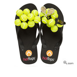 hotflops  - sperts flops/tennis