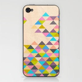 society6 - Completely Incomplete iPhone & iPod Skin