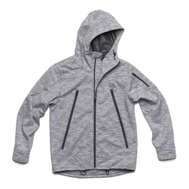 Reigning Champ - Alpine Heather Parka - Alpine Blue
