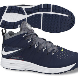 Nike - Huarache 4 Lax Turf - College Navy/White/Cool Grey