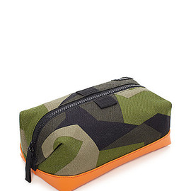 Jack Spade - Swedish M90 Cordura Dipped Travel Kit