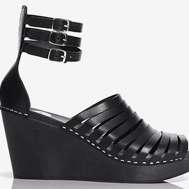 H&M Hasbeens - Wood wedge