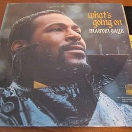 Marvin Gaye - Whats Going On (Record: Tamla TS-310 U.S.early press)
