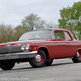 Chevrolet - : 1962 Chevrolet Bel Air '409'