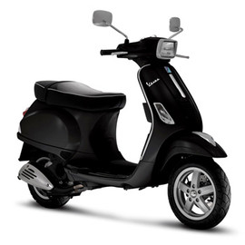 Vespa - S125ie Black