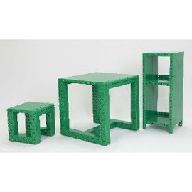 Homebuilder Series - Toddler Chair/Desk (Hong Kong)