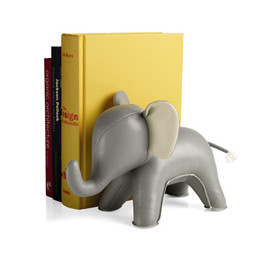 MoMA - Elephant Bookend by Eve Chang