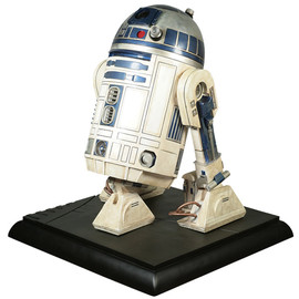 SIDESHOW COLLECTIBLES - Star Wars R2-D2 1:1 Scale Life-size Statue