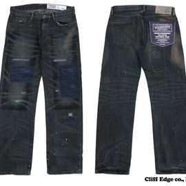 NEIGHBORHOOD - NEIGHBORHOODRUST.SAVAGE.MID/14OZ-PT(デニムパンツ)INDIGO249-000427-057
