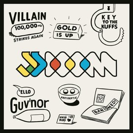 JJ DOOM - Keys to the Kuffs