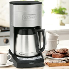 Cuisinart - Cuisinart 10-Cup Extreme Brew Elite Coffee Maker with Thermal Carafe