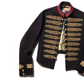 Gucci - SS2015 Officer Jacket