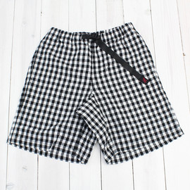 Gramicci - GINGHAM G-SHORT