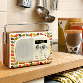 PURE - EVOKE Mio by Orla Kiely - Portable Digital and FM Radio