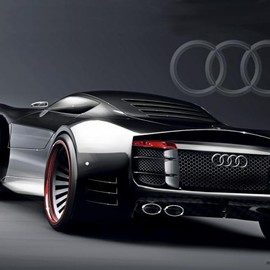 Audi - Audi R8's big brother to power in