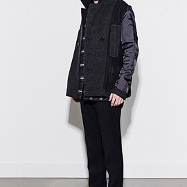 sacai - sacai man 2014-2015aw collection.