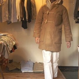 TATAMIZE - DUFFLE COAT
