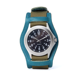 hobo - Quartz Watch with Shade Leather
