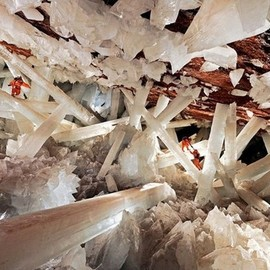 Crystal Cave | Mexico - here is fantasy