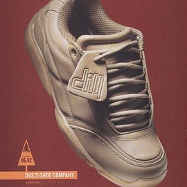 DVS Shoes - DVS Shoes - Dill Signature Model Ad (2002)
