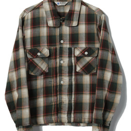 GDC - Checkered Pattern Flannel Shirt