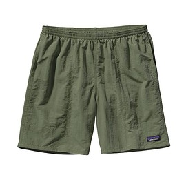 patagonia - Men's Baggies Longs - CampGreen