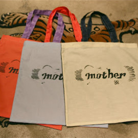 mother - shop bag