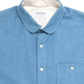 Patrik Ervell - Standard Button Down - Light Denim.