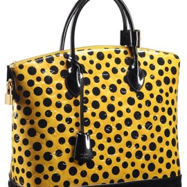 LOUIS VUITTON × 草間彌生 - Infinity Kusama Lockit MM