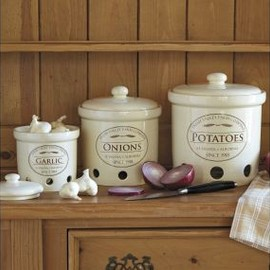 Chefs - Fresh Valley Canisters