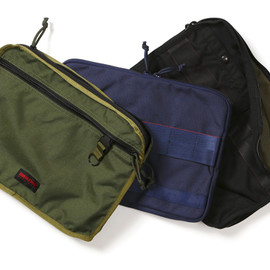 BRIEFING×BEAMS PLUS - <BRIEFING×BEAMS PLUS>Document case
