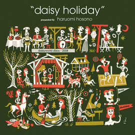 Various Artists - daisy holiday デイジー・ホリデー  presented by 細野晴臣