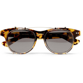 Illesteva - Lenox Detachable Front Square-Frame Sunglasses
