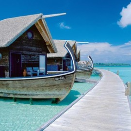 Maldives - The Luxurious Boat Hotel