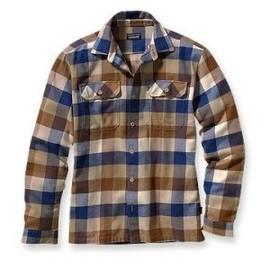Patagonia - Men's Fjord Flannel Shirt