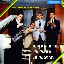 Brazillian jazz quartet - Coffe and jazz