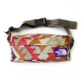 THE NORTH FACE PURPLE LABEL - KILIM PRINT FANNY PACK