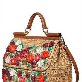 DOLCE&GABBANA - Crochet Bag