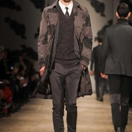 Viktor & Rolf - Viktor & Rolf Monsieur Fall Winter Menswear 2013 Paris