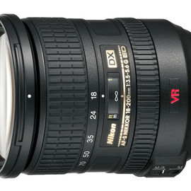 Nikon - AF-S DX VR ZOOM-NIKKOR 18-200mm f/3.5-5.6G IF-ED