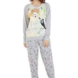 F&F - Disney Bambi Motif Lounge Pants