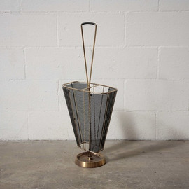 AMSTERDAM MODERN - Mategot Style Perforated Umbrella Stand