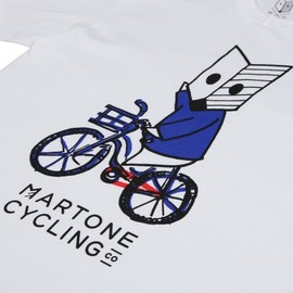 "MARTONE CYCLING CO. X COLETTE - ""Mia"" T-Shirt"