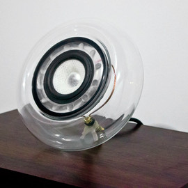simon ellison - expose 3D printed desktop speakers