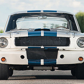Ford - 1965 SHELBY GT350 R