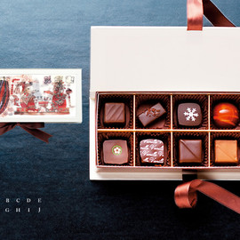 salon du chocolat 2013 - SELECTION Les médaillés レ・メダイエ